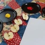 Apple Painting