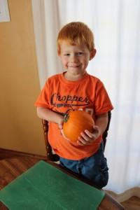 Exploring Pumpkins