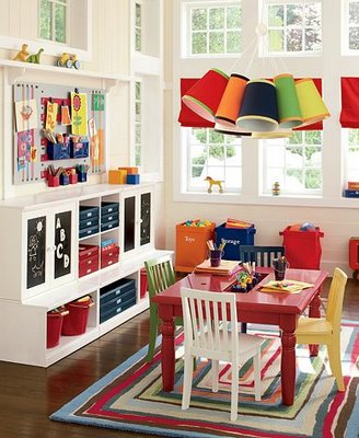 Dream play rooms teaching mama for Living room playroom inspiration