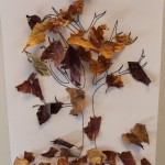 Crunched-Up Leaves Project