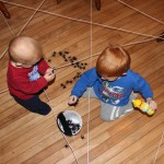 Interactive Spider's Web