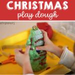 Christmas Play Dough: The Easiest Recipe!