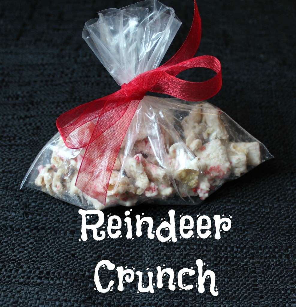 Reindeer Crunch Recipe