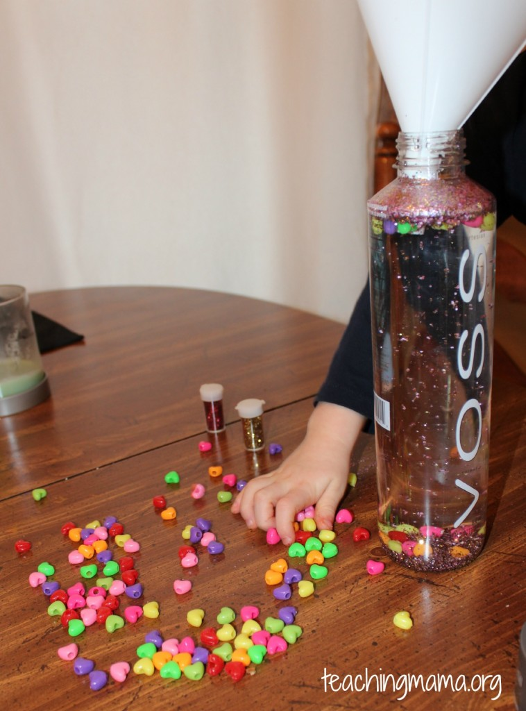 Sensory Bottle Supplies