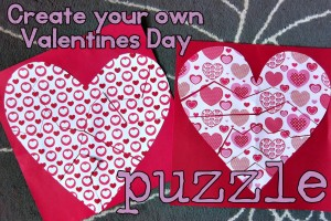 DIY Heart Puzzle {Guest Post}