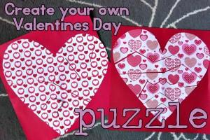 DIY Heart Puzzle {Guest Post}