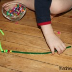 Fine Motor Skills: Stringing Beads
