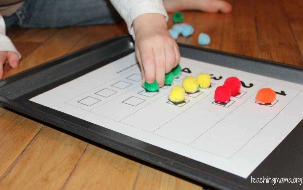 Teaching Math to Preschoolers - Teaching Mama