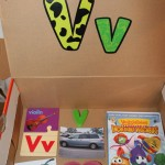 Letter 'V' Activities