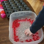 Water Beads for Valentine's Day