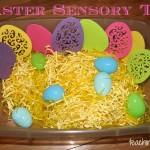 Easter Sensory Tub