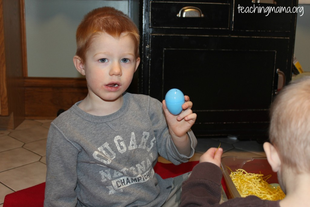 Egg Shaking