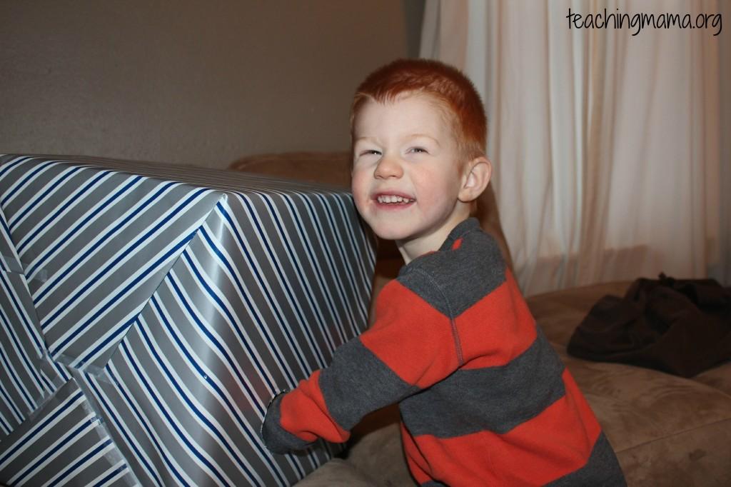 Fabric Matching Box