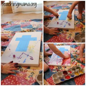 Easter Art Project