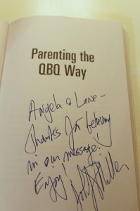 Parenting the QBQ Way {Review & Giveaway}