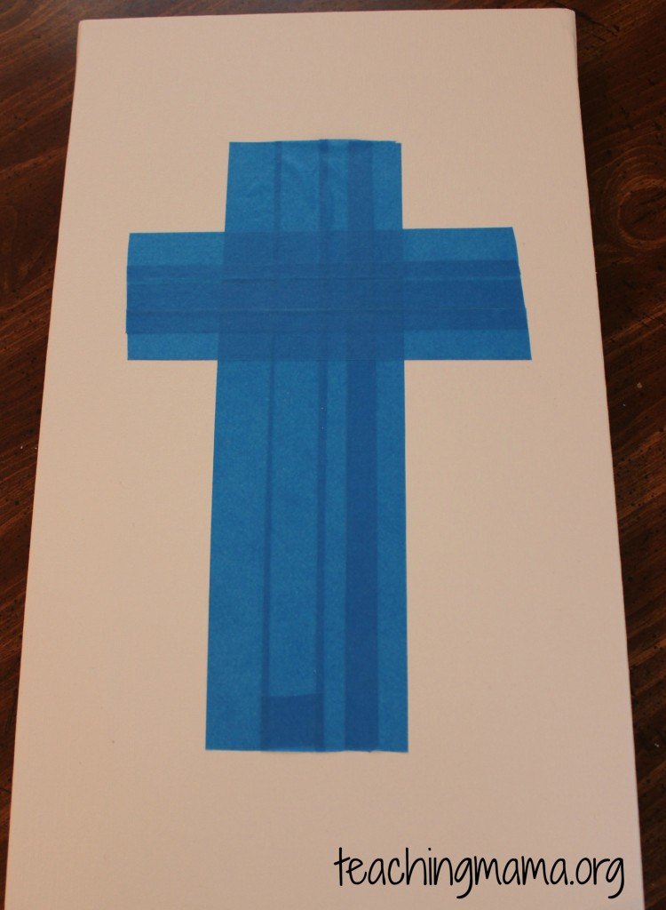 Tape Cross