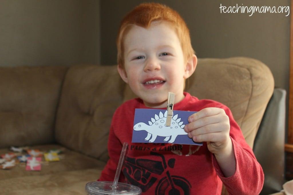 Dino Cards