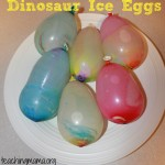 Dinosaur Ice Eggs