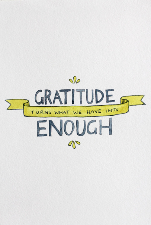 gratitudeenough