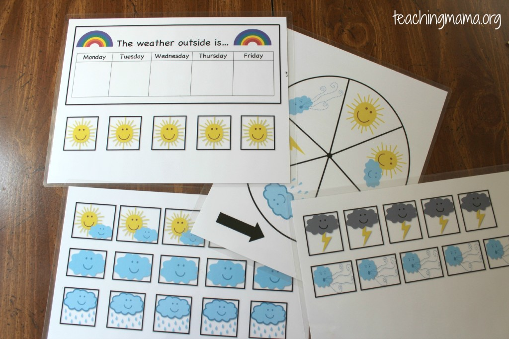 Laminated Weather Sheets