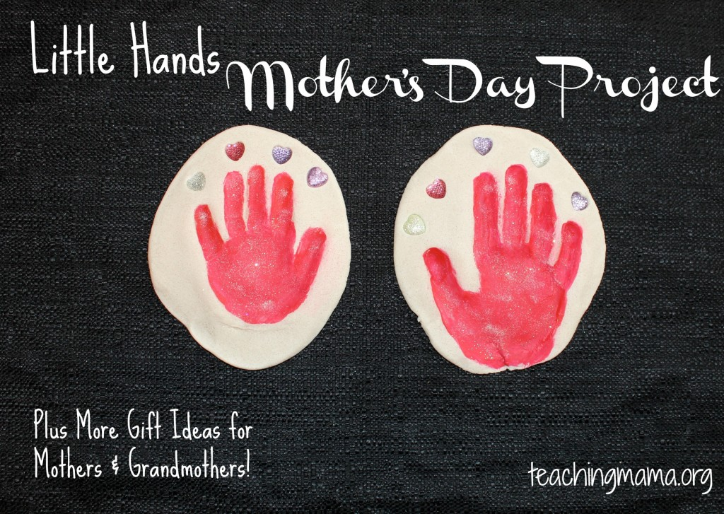 Little Hands - Mother's Day Gift