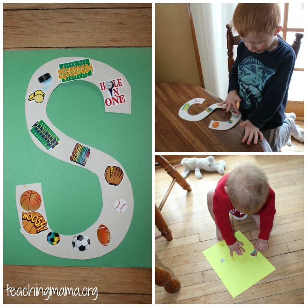 Fun Activities For The Letter S  Teaching Mama