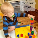 My Top 10 Toddler Toys