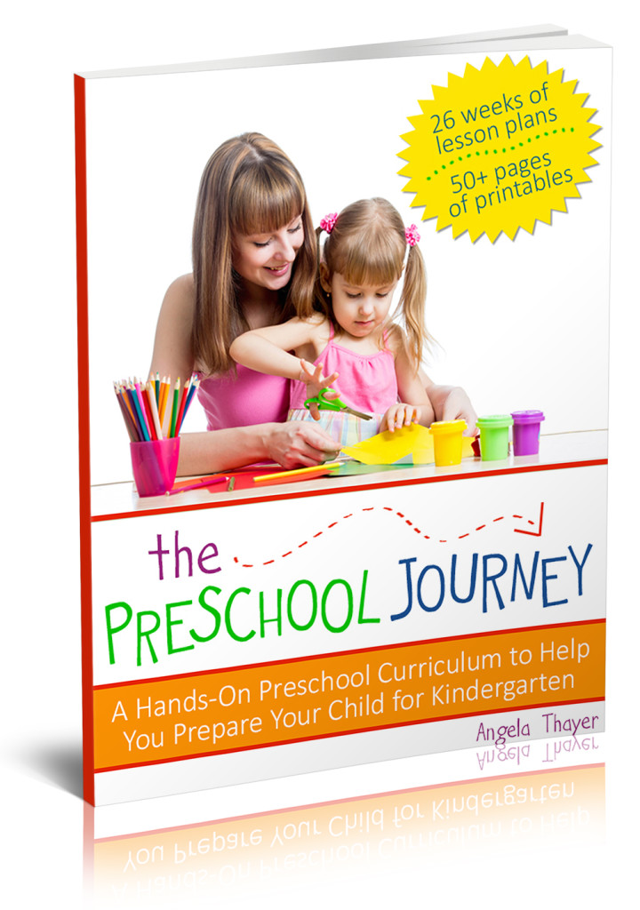 The Preschool Journey- Available July 8th!