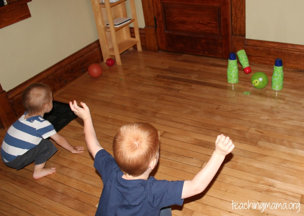 Bowling Game for Kids