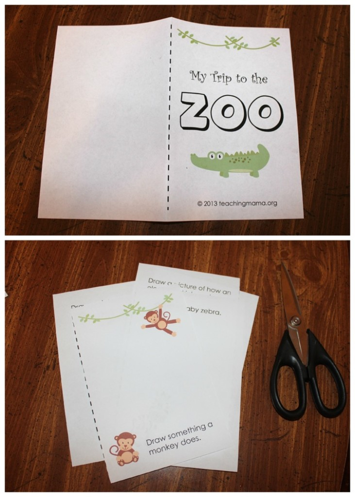 How to Assemble a Booklet