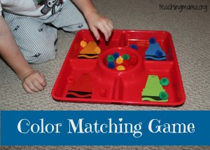 Color Matching Game