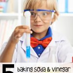 Fizzy Fun! {5 Baking Soda Experiments}