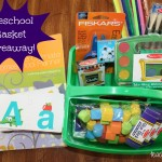 Back to School Basket {giveaway!}
