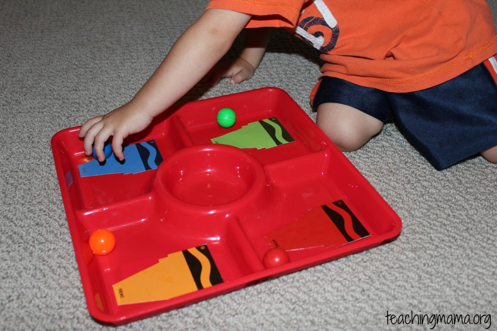 Color Matching Game for Toddlers
