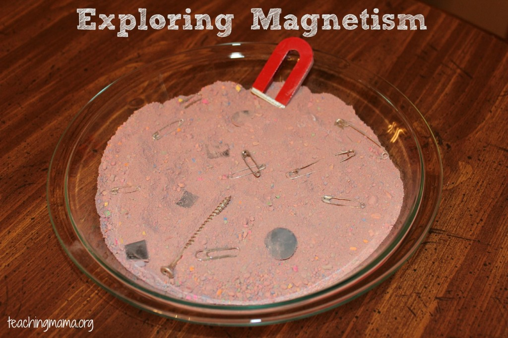 Exploring With Magnets 4 Fun Activities For Preschoolers Teaching