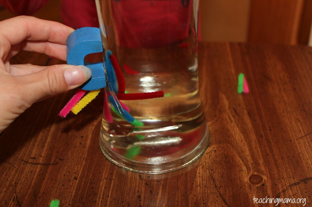 Exploring with magnets 4 fun activities for preschoolers teaching mama - What you can do with magnets ...