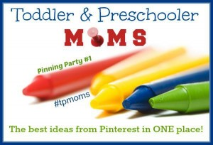 Toddler & Preschool Moms Pinning Party #1