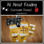 All About Reading {Curriculum Review}