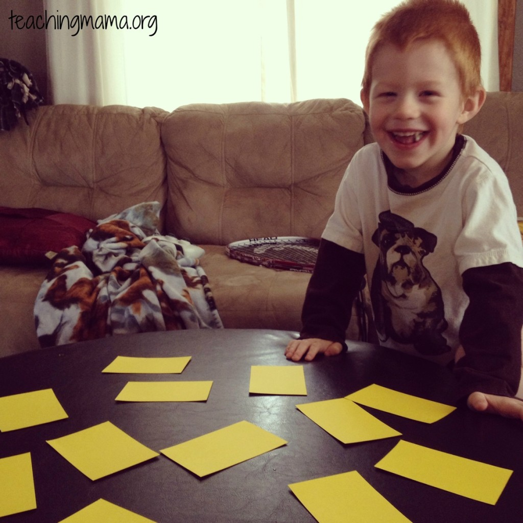 Rhyming Game with All About Reading