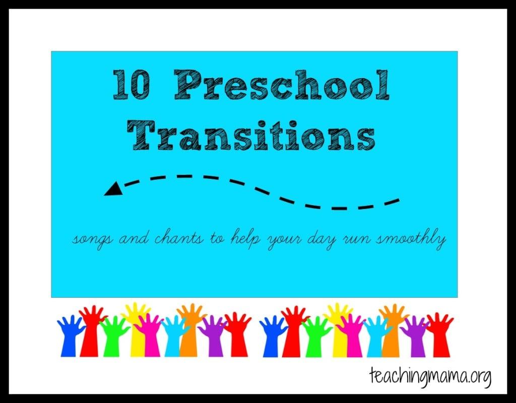 transitions in children