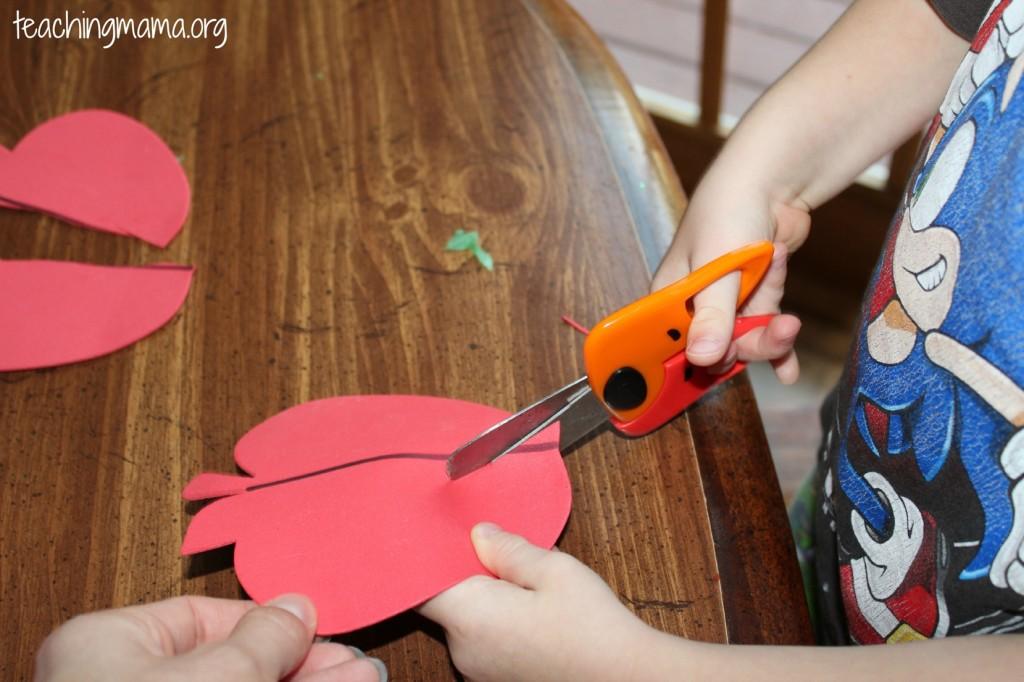 Cutting Foam Apple