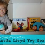 Austin Lloyd Toy Box – Review and Giveaway!