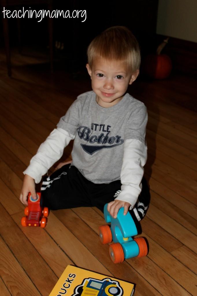 Austin Lloyd Toy Box