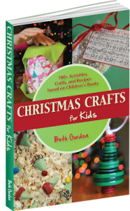 Christmas Crafts for Kids {review & giveaway}