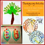 Thanksgiving Activities- Toddler & Preschool Moms Pinning Party #13