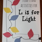 5 Activities for L is for Light