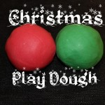 Christmas Play Dough: The Easiest Recipe!