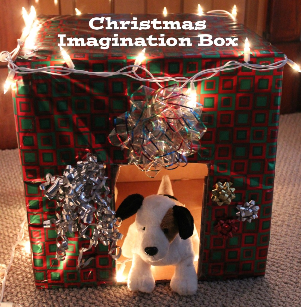 Christmas Imagination Box