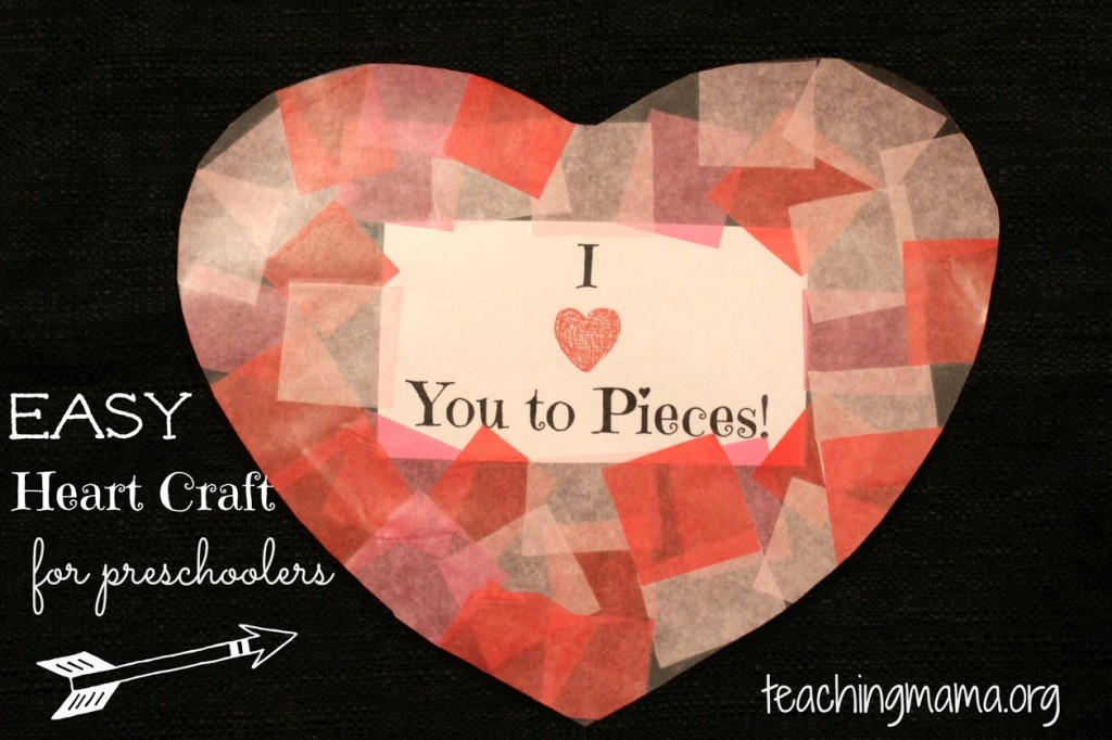 Easy Heart Craft