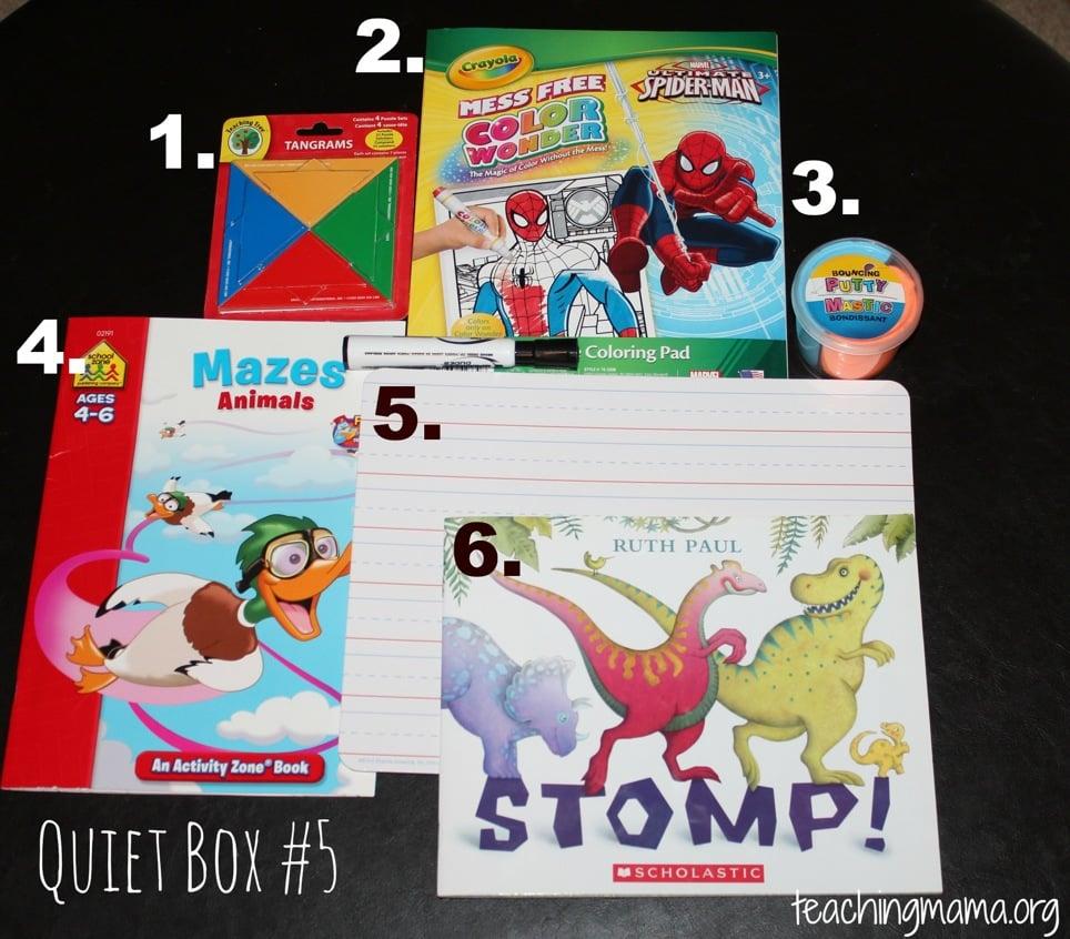 Quiet Box #5